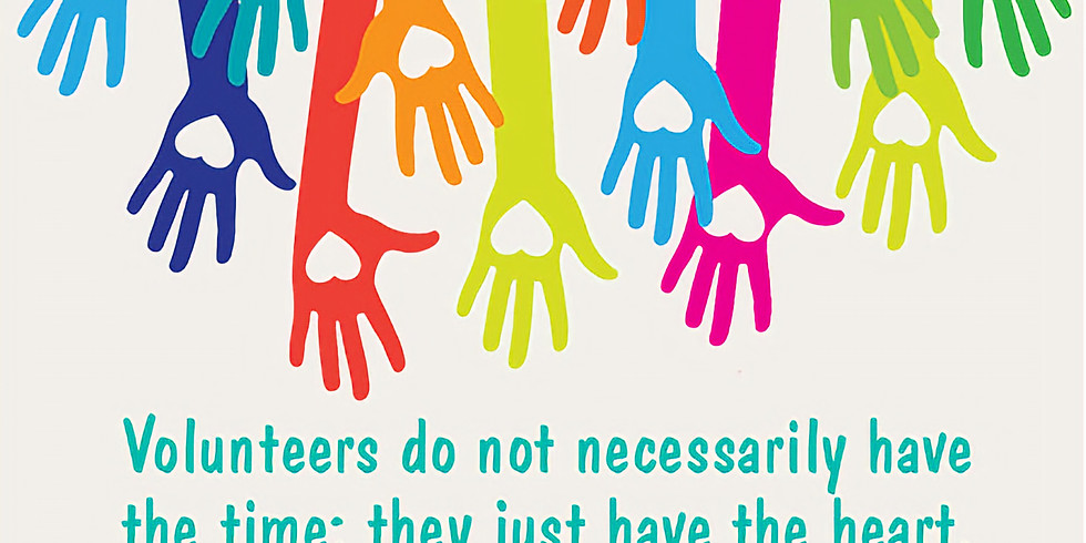 Volunteer Service Event (May)