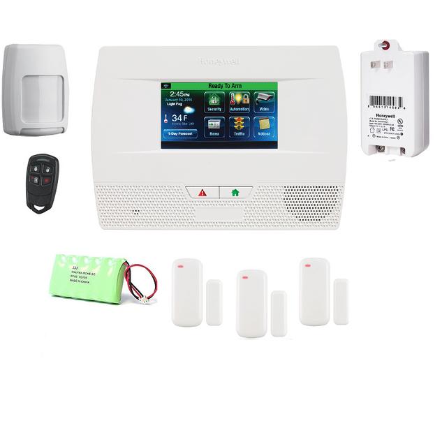 Panel de Alarma todo en uno, LYNX PLUS 5210