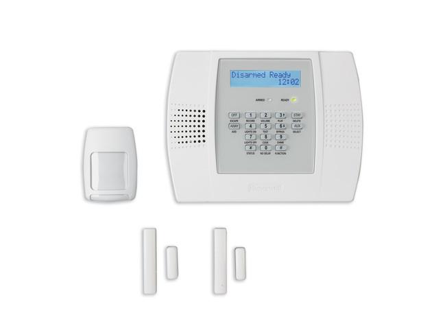 Panel de Alarma todo en uno, LYNX PLUS 3000