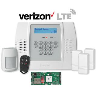 Honeywell L3000 Cellular 4G Wireless Security System