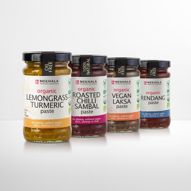 SOUTH EAST ASIAN PASTES