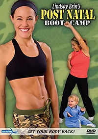 Lindsay Brin's Postnatal Boot Camp with