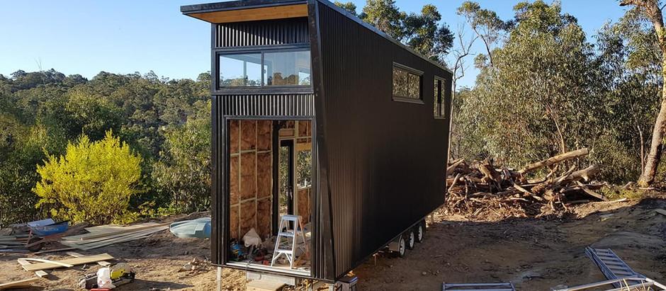 We Design a Tiny Home
