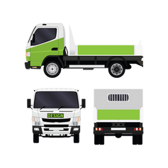 Truck Signage Packages