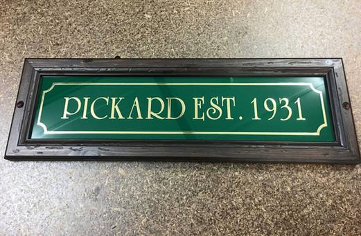Classic Sign