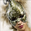 "Thumbnail: Glam Fashion Mask ""Priscila"" Price on request"