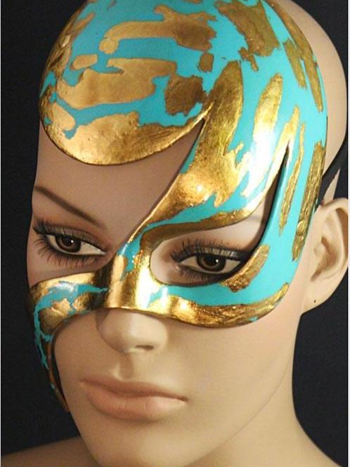 "Mask ""Lorgnette"" 03"
