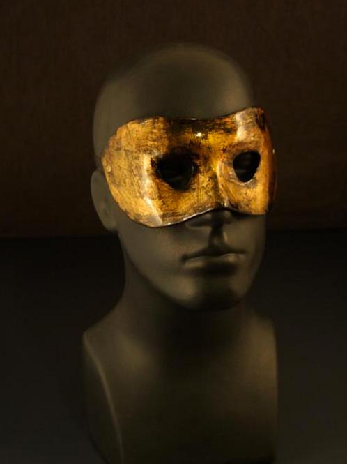 "Half-mask Kolombin ""Federico"""