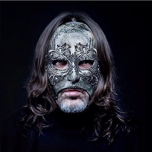 """Mask """"Glam Knight"""""""
