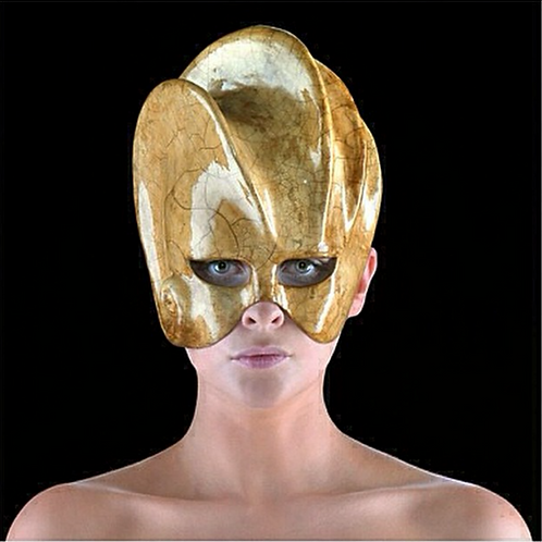 "Mask ""Shell"" Price on request"