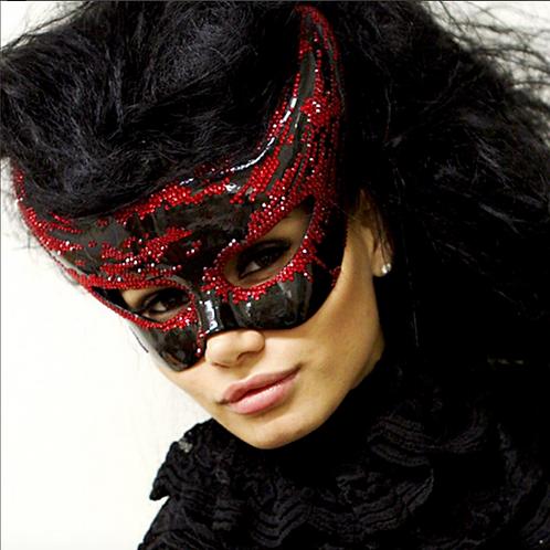 "Glam Fashion Mask ""Miledi"""