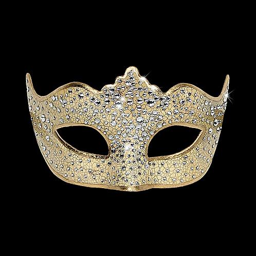 "Half-mask Kolombin ""Francesca"""