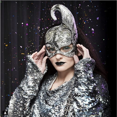 "Glam Fashion Mask ""Orlando"""