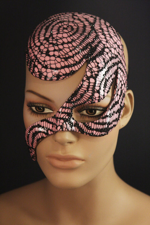 "Mask "" Lorgnette"" 01"
