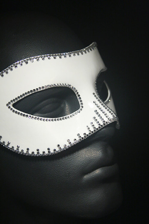 """Half-mask Kolombin """"Nicola"""""""