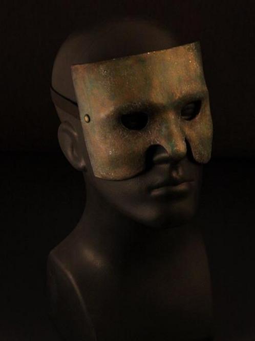 "Mask ""Viking warrior – Freyr"""