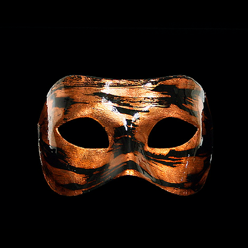 "Half-mask Kolombin ""Leonardo"""