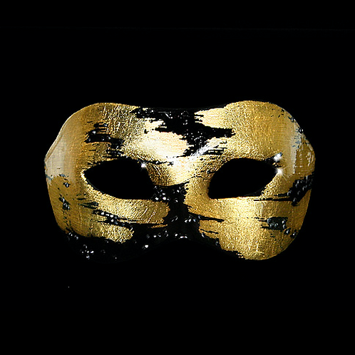 "Half-mask Kolombin ""Bruno"""