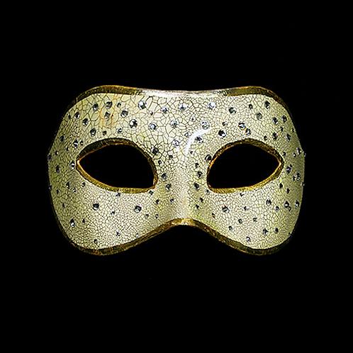 "Half-mask Kolombin ""Caprice"""