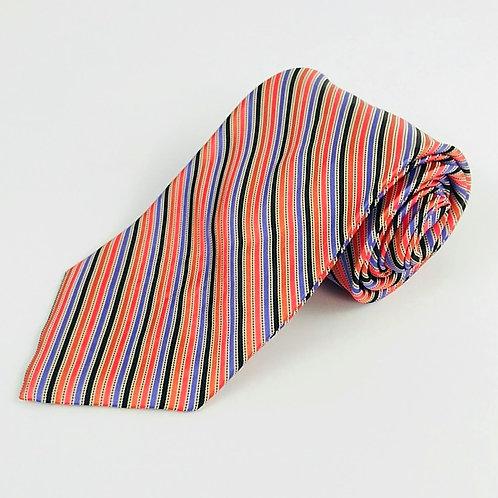 Altea Multi Colored Striped Tie