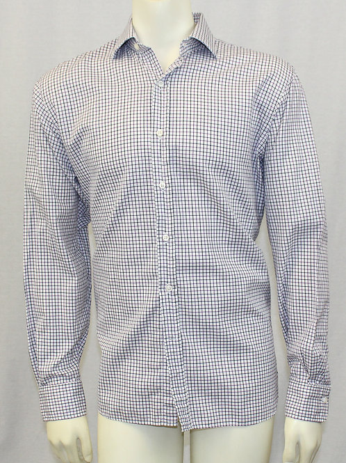 Ralph Lauren Long Sleeve Check Shirt Large