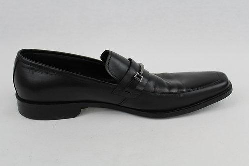 Hugo Boss Black Loafer Shoes 12