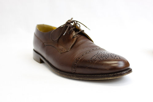 Johnston & Murphy Brown Shoes Size 9.5