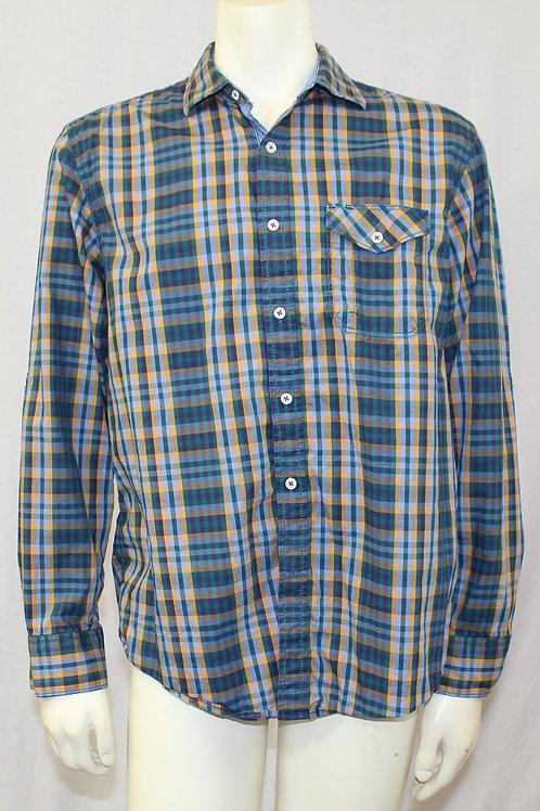 Tommy Bahama Long Sleeve Casual Shirt Large