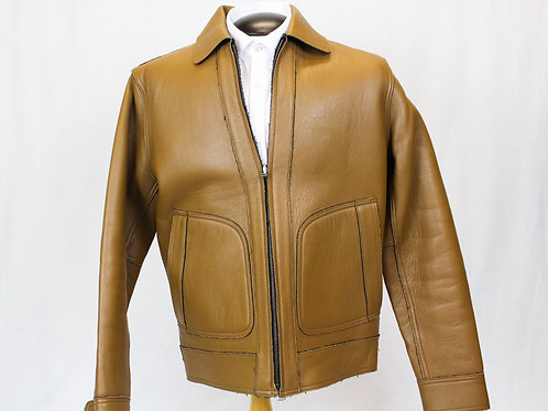 Barney's New York Tan Coat