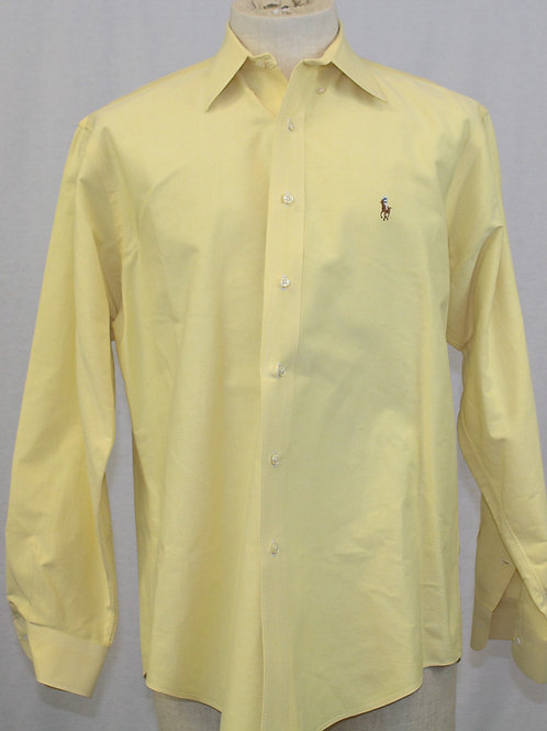 Ralph Lauren Yellow Oxford Large
