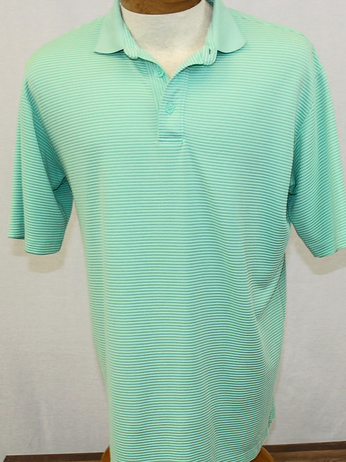 Jamica Jaxx Green Polo Shirt Medium