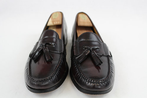 Cole Haan Brown Tassel Loafers Size 11