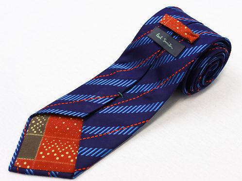 Paul Smith Navy & Light Blue Tie