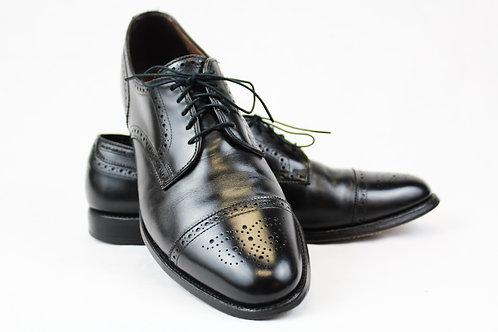 Allen Edmond's Black Oxfords Size 11