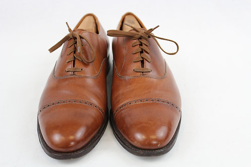 Ralph Lauren Cogac Oxford Cap Toe Shoes 11.5