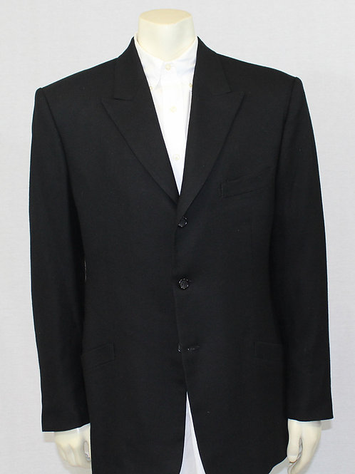 Paul Cicchini Black 42 Regular Sport Coat