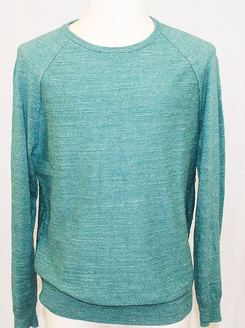 J.Crew Green Long Sleeve Sweater Large