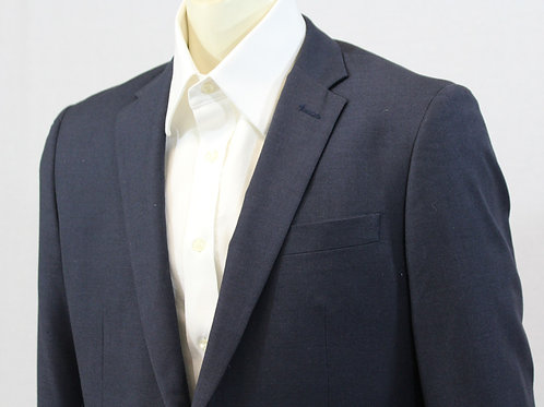 Beverly Hills Polo Club Navy Sport Coat 42 Regular