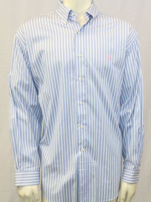 Ralph Lauren Long Sleeve Dress Shirt XL