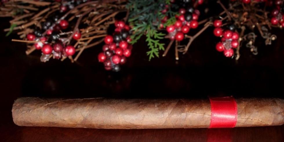 Cigars and Holiday Cheer