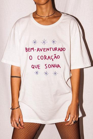 camiseta BEM AVENTURADO