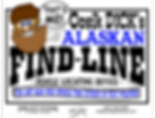 """From the """"Tales of Oosik DICK & His Hard Life in Alaska"""", comes this invention created by Oosik DICK himself: TheAlaskan FindLine.  Dick created this device out of necessity and for convenience as well.  A FindLine is of practical use for any man that spen"""