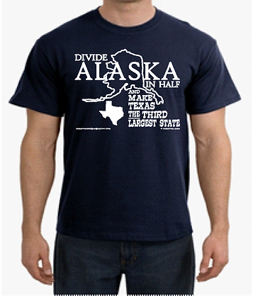 DIVIDE ALASKA IN HALF... - Navy