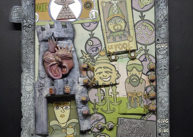 Steve Banks Art Tower Of Janus A View 20