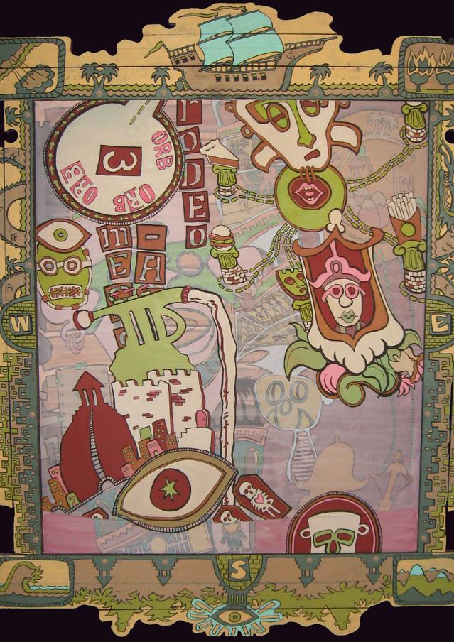 Steve Banks Art The Classics 2008.jpg