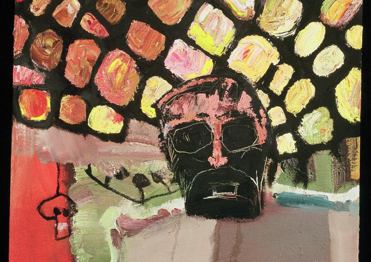 Steve Banks Art Mr Snicklebones 2003.jpg