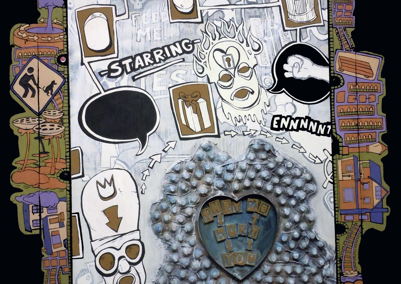 Steve Banks Art The Transitive Property