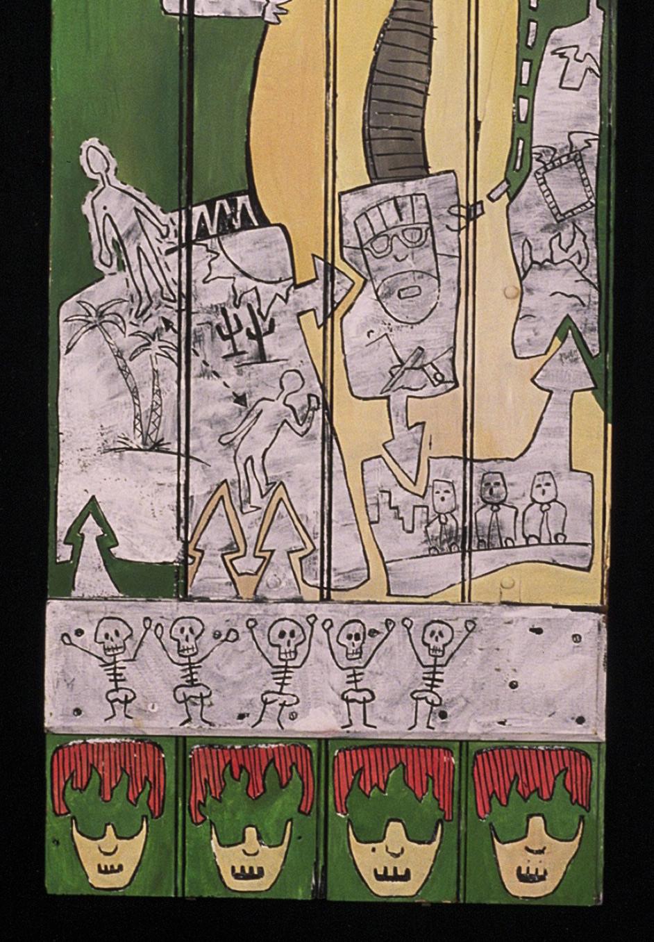 Steve Banks Art Ziggurat 2002.jpg