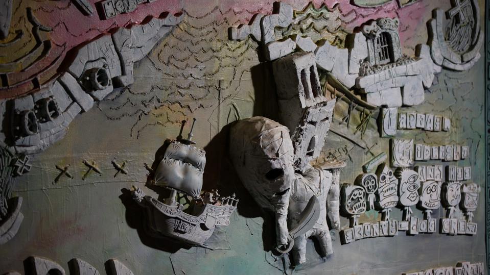 Pop Culture Palimpsest 20          Figge Art Museum Steve Banks Art.jpg