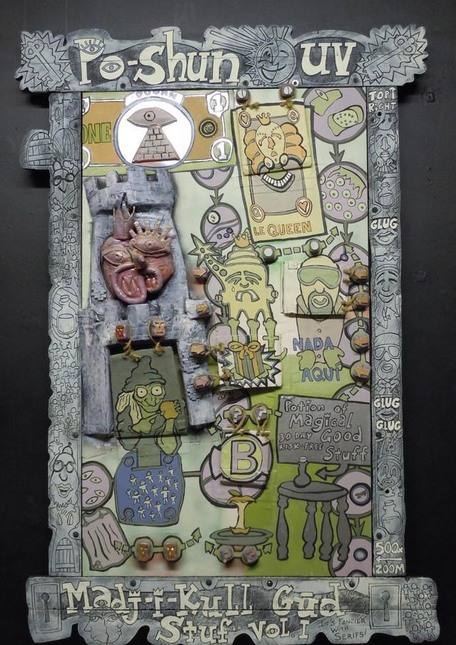 Steve Banks Art Tower of Janus B View 20